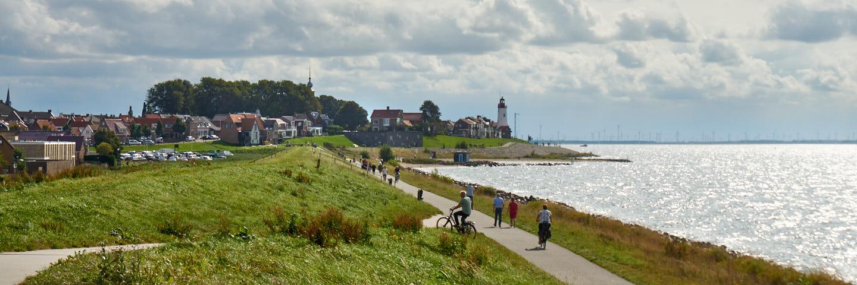 Groene Wissel Urk | 10 km